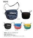 アスレタ 2018SS STYLE-05215 カラー ミニ ショルダー ポーチ