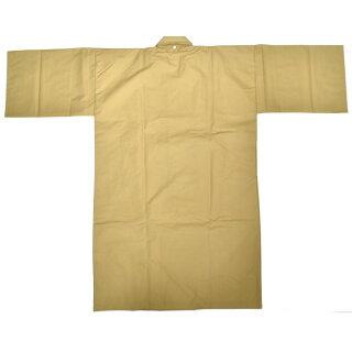 お祭り用品祭すみたやオリジナル半天用被布コート(ベージュ)M・L・LLサイズ