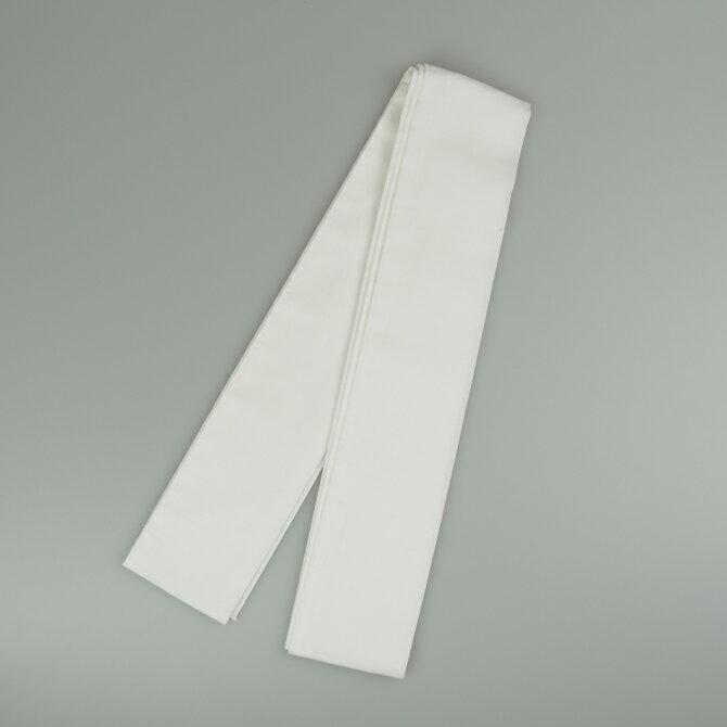 <メール便対象> お祭り用品・和装小物 たすき(襷) 白 しろ・白色・ホワイト・シロ・White・タスキ・綾襷・手繦・着物・和装・袖・袂