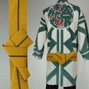 ワンタッチ角帯 (幅:約8cm) 一本どっこ 金茶色 [ 祭り 衣装 大人 祭り 帯 角帯 ワンタッチ 男 角帯 祭り 祭り…