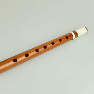 慶印横笛(篠笛)籐巻7穴6本調子