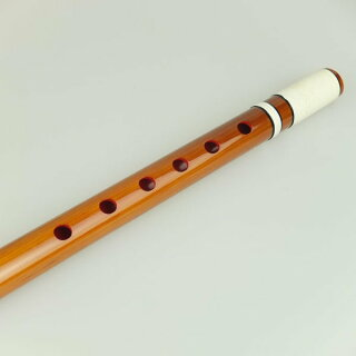 慶印横笛(篠笛)籐巻6穴6本調子