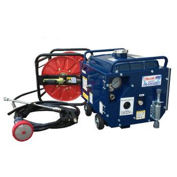 エンジン式高圧洗浄機防音型標準セット業務用【JC-1513SLN】(アンローダー内蔵型)精和産業セイワ