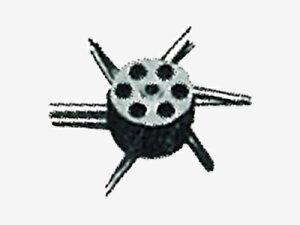 精和産業 電動ブラシ 電動回転式研磨機 ケレンスーパー KS-1200S用替えブラシ 【Cブラシ】