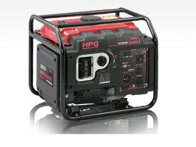 ワキタ(WAKITA LONCIN) 発電機 【High Power GENERATOR HPG3000i】