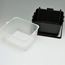 ヨトリヤマ PCローラーバケット【SX型】セット(バケット2ヶ.ネット5枚.内容器20枚)