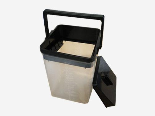 一斗缶用 刷毛保存箱 ブラシパートナー