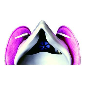 アスベスト・ダイオキシン・除染対応防塵マスク3M(スリーエム)6000/2091-RL3取替え式防じんマスク半面体