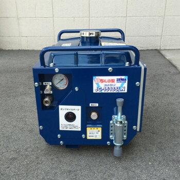 エンジン式高圧洗浄機防音型標準セット【JC-1513SLN】(アンローダー内蔵型)精和産業セイワ業務用