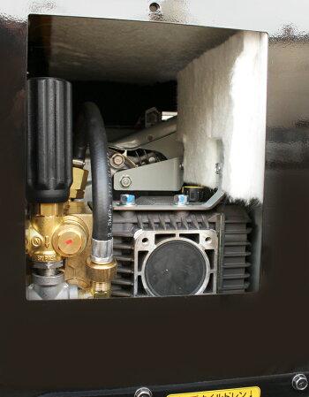 日本ワグナーエンジン式高圧洗浄機防音型【WZ13-150ECO】標準セット+4つのオプション品付き【AutumuPremiumセット】