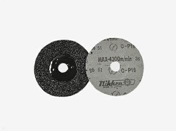 ディスクペーパー100φ×15.0穴#14(10枚入)