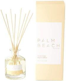 ◆送料無料!!【PALM BEACH/CL】フレグランス ディフューザー◆パームビーチコレクション ココナッツ&ライム 250ml◆