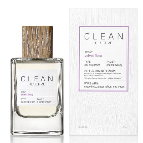 ◆送料無料!!アウトレット【CLEAN】Unisex香水◆クリーン リザーブ ヴェルベットフローラ オードパルファムEDP 100ml◆