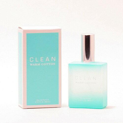 ◆送料無料!!【CLEAN】香水◆クリーン ウォームコットン オードパルファムEDP 60ml◆