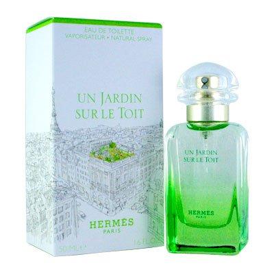 ◆激安【HERMES】香水◆エルメス 屋根の上の庭 オードトワレEDT 50ml◆