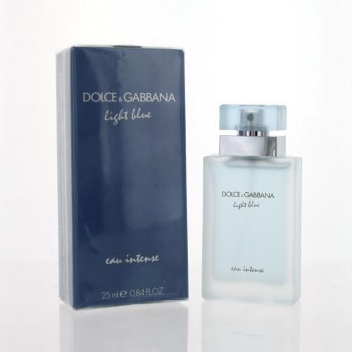 ◆激安アウトレット【DOLCE&GABBANA】香水◆ドルチェ&ガッバーナ ライトブルー オー インテンスEDP 25ml◆