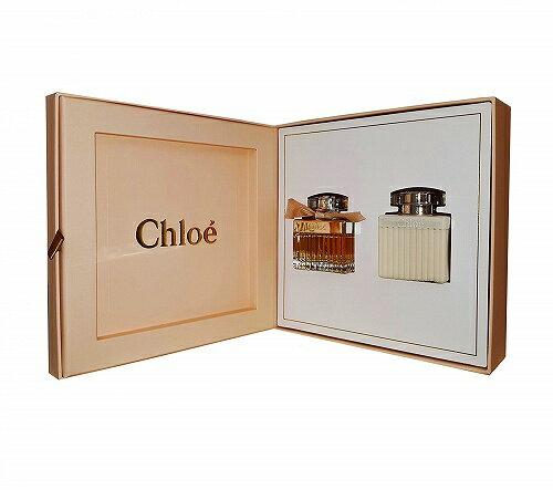 ◆送料無料!!【Chloe】コフレセット◆クロエ オードパルファム50ml+ボディローション100ml セット◆