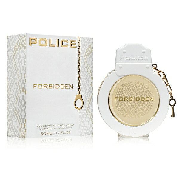 ◆激安【POLICE】香水◆ポリス ザ・シナー フォービドゥン ホワイト オードトワレEDT 50ml◆