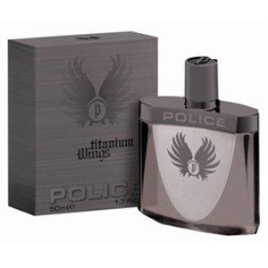 ◆激安【POLICE】メンズ香水◆ポリス ウィングス チタニウム オードトワレEDT 50ml◆
