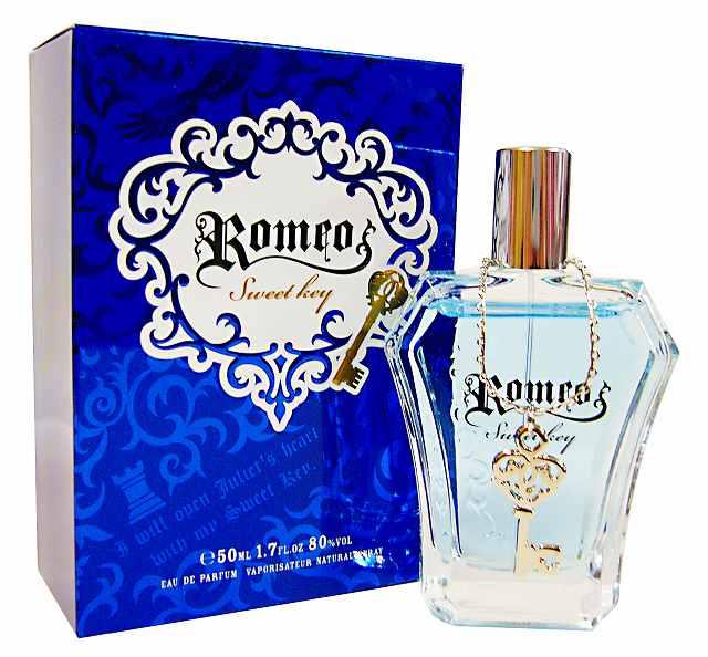 ◆激安【Love Passport】メンズ香水◆ラブパスポート ロミオ スウィートキーEDP 50ml◆