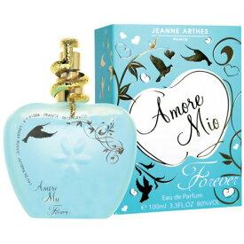 ◆激安アウトレット【JEANNE ARTHES】香水◆ジャンヌアルテス アモーレミオ フォーエバー オードパルファムEDP 100ml◆