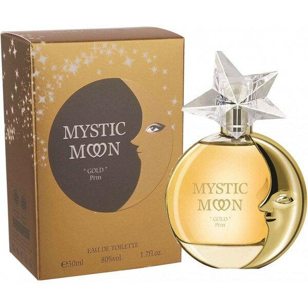 ◆激安【AMATIAS】香水◆アマティアス ミスティックムーン ゴールド オードトワレEDT 50ml◆