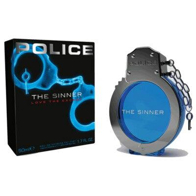 ◆激安【POLICE】メンズ香水◆ポリス ザ・シナー オードトワレEDT 50ml◆