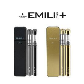 電子タバコ リキッド EMILI MINI + PLUS エミリ ミニ プラス スターターセット 自動吸引 タール ニコチン0 VAPE ベイプ 本体 禁煙 EMILI mini+ エミリミニプラス EMILI mini PLUS 送料無料