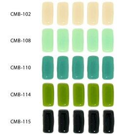 TOHO チェコメイト ブリック 3×6mm CMB-102〜CMB-115