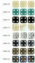 TOHO チェコメイト クアドラタイル 6mm CMQI-103〜CMQI-127