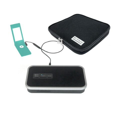 NTT-TX R-Talk 800EX (アールトーク800EX) 携帯スマホセット RT800-EX-MBSET【拡張マイク1個付属】