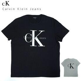 【送料込み】KLEIN JEANS カルバンクラインジーンズ ロゴTシャツCK カットソー 人気ブランド プレゼント ギフトに最適