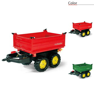 Rolly toys (ロリートイズ) trailer (트레일러) 메가 트레일러 123001