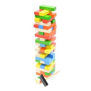 積み木 学習トイ ブロック アントン・シーマー ASバランスタワー AS7002(積木) 知育玩具 おもちゃ 知育玩具 木製 1歳 2歳 3歳 4歳 5歳 出産祝い ジェンガ