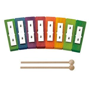 リズム 音楽 12ヵ月 学習トイ デコア レインボーグロッケン・ダイヤ8音 DE5780 送料無料 知育玩具 出産祝い 楽器玩具 おもちゃ 知育玩具 新生児 0歳 1歳 1歳半 2歳 3歳 4歳 一歳 クリスマスプレゼ