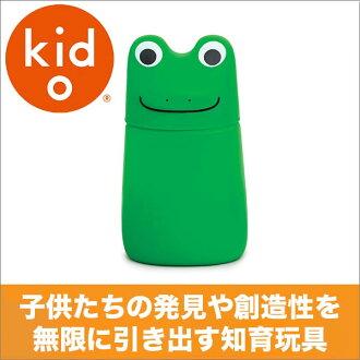 Kid O小孩O青蛙的肥皂泡KD457F