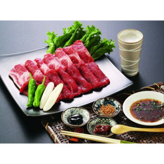 Shiga Oomi cow roasted meat (assorted gourmet gifts gift set midyear gift year-end present meat)
