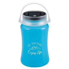 フローティングLEDランタン typeII〈ソーラー&USB充電式〉 ブルー UK-4045 S44207 ギフト 贈り物 内祝い ギフト プレゼント お返し お歳暮 お中元