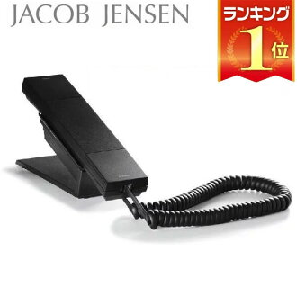 야고보/젠 슨 T-1 디자인 전화기 블랙 T-1-BK-A 10P28oct13 fs3gm