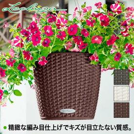 レチューザ LECHUZA コテージ・ニド COTTEGE NIDO (鉢、プランター) LE-6728C LE-6728MH LE-6728W