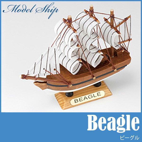 あおぞら(AOZORA) MODEL SHIP 12 ビーグル(Beagle) 木製 模型 船 Beagle