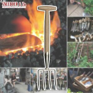 スネーブール SNEEBOER Great Dixter Planting Fork 4t グランドエルダー 4つめ フォーク 5061 送料無料