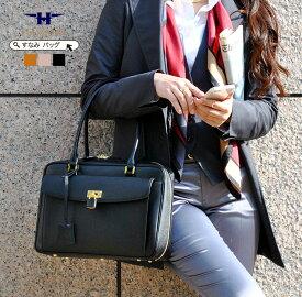 濱野皮革工藝 グレースボストン B5 革 トートバッグ レディース 本革 バッグ 日本製 キャッシュレス5%還元 バッグ