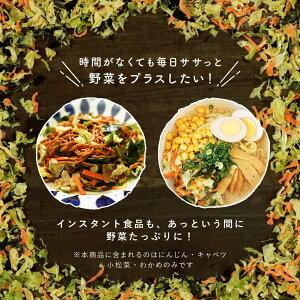【野菜不足が気になる方に】九州産乾燥野菜ミックス『九州ドライベジ』100gメール便・代引不可