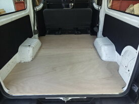 NV350 キャラバンDX 標準ボディ フロア パネル 【ショートサイズ】セカンドシートあり 床 床キット 床板