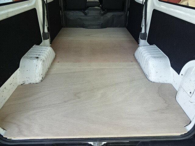 NV350 キャラバンDX 標準ボディフロア パネル 【フルサイズ】セカンドシートなし 床 床キット