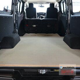 NV350 キャラバン VX 標準ボディフロア パネル【フルサイズ】5ドア5人乗りセカンドシートあり床 床キット