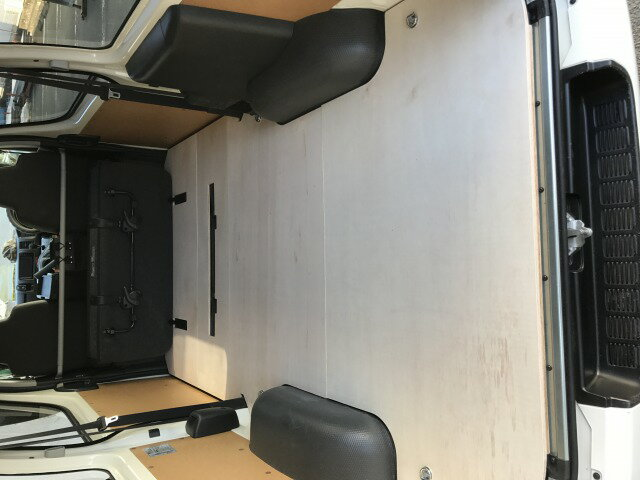 トヨタ 200系 ハイエース DX 標準/ロング用 フロア パネル【フルサイズパネル/5ドア・4ドア選択】セカンドシートあり フロアキット 床 床キット