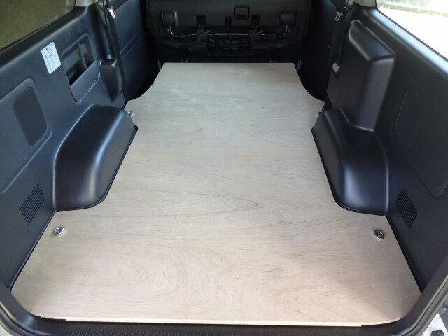 トヨタ 200系 ハイエース スーパーGL ロング・標準ボディ フロア パネル 【ミドルサイズ】フロアキット 床パネル 収納