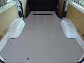 200系 ハイエース ロング DX フロアパネルM | 5ドア 4ドア バン カスタム 改造 床張り 床貼り フロアキット フロアマット フロアパネル フラット フラットキット 床板 床パネル 床 フロアボード コンパネ 合板 トランポ 積載 車検対応 車中泊 レジアスエース デラックス 板